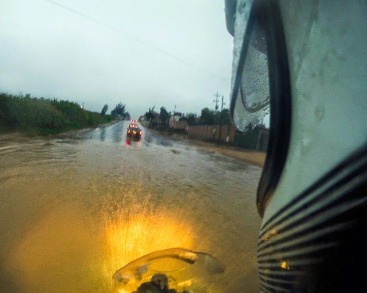 Peru-flood