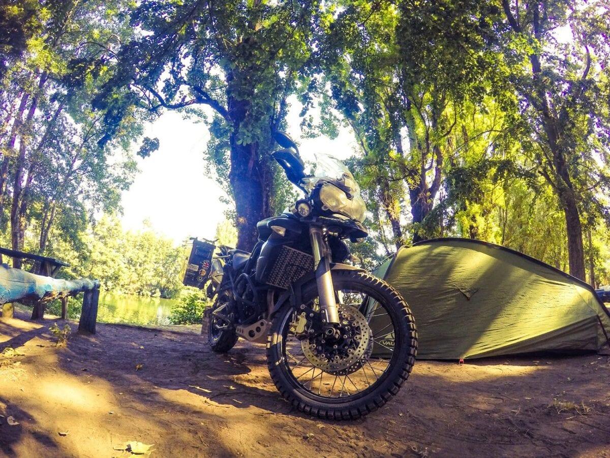 Villarrica-camping