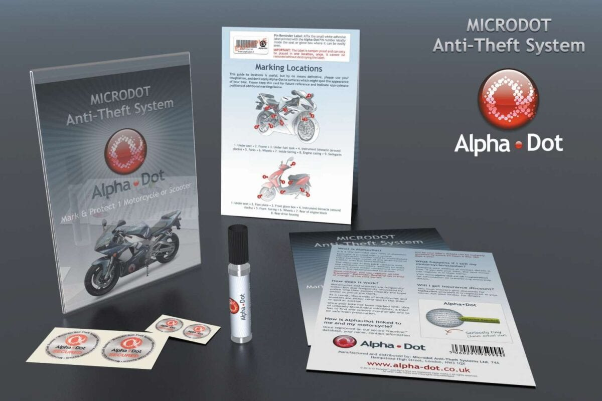 Alpha-Mcycle-Kit