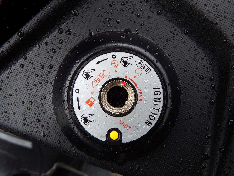 Steering-lock