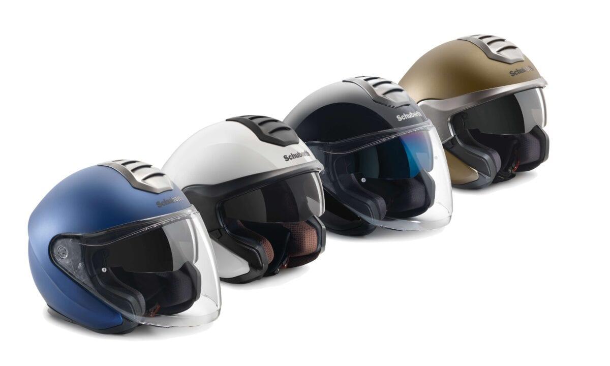 Schuberth-Metropolitan-helmets