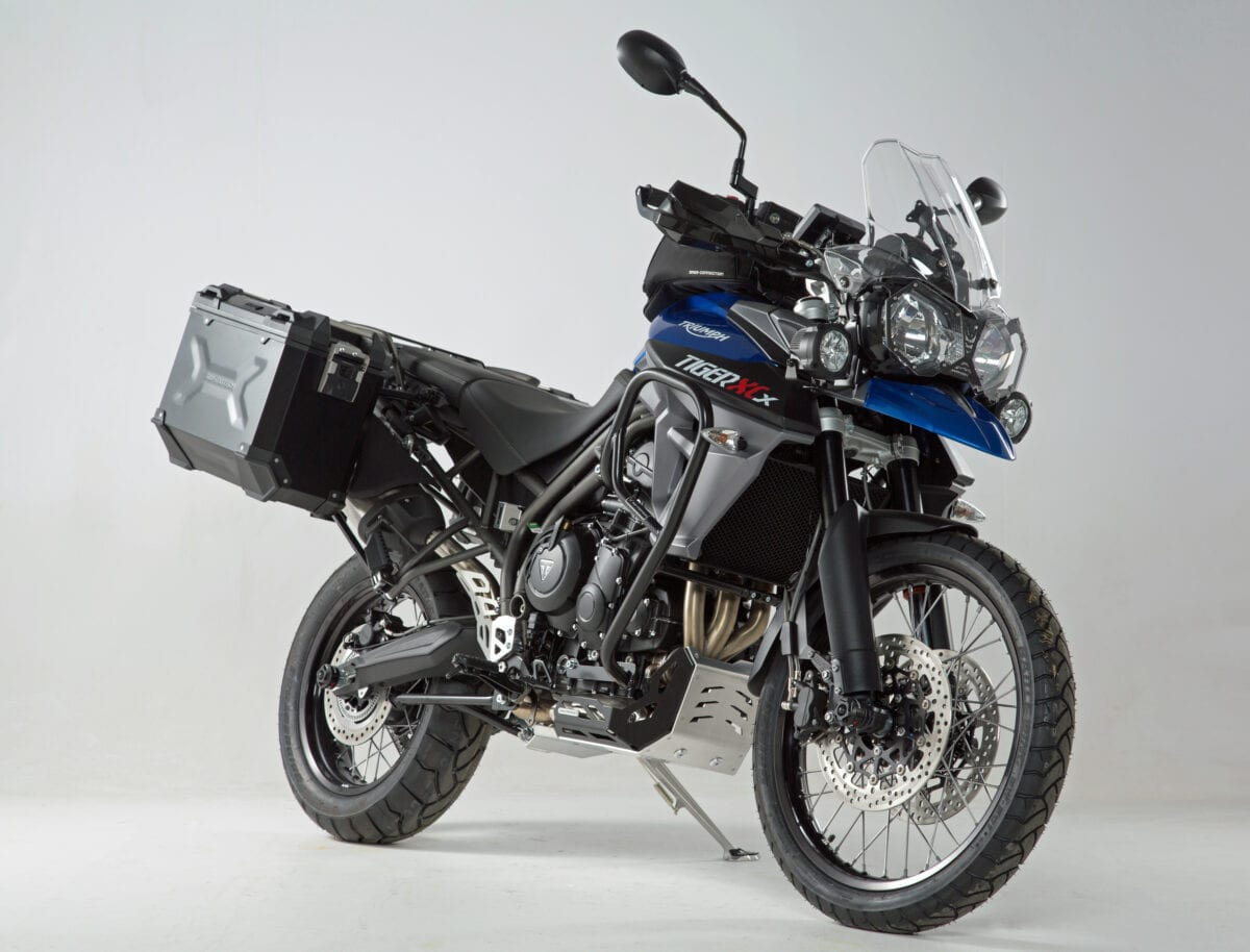 Triumph800withSWMotechaccessories