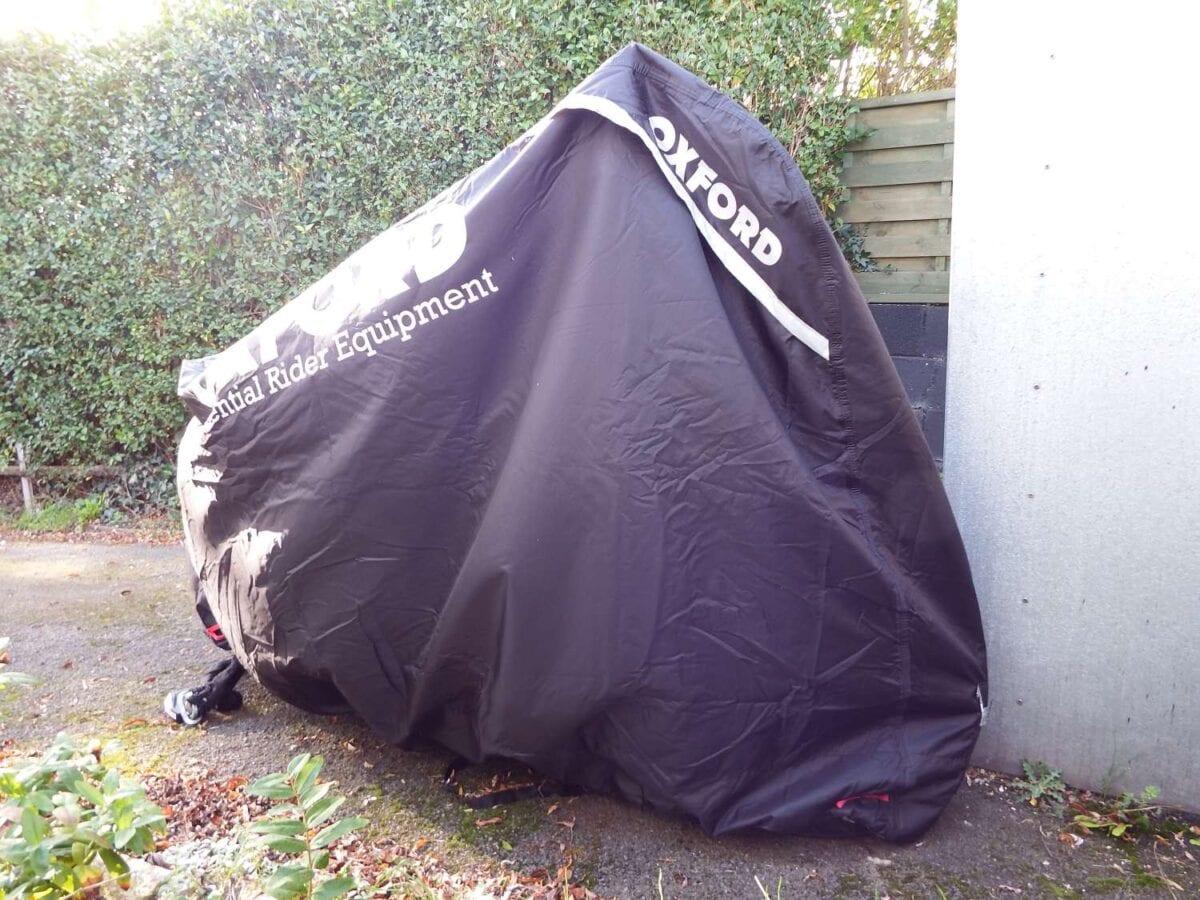 bike-under-cover