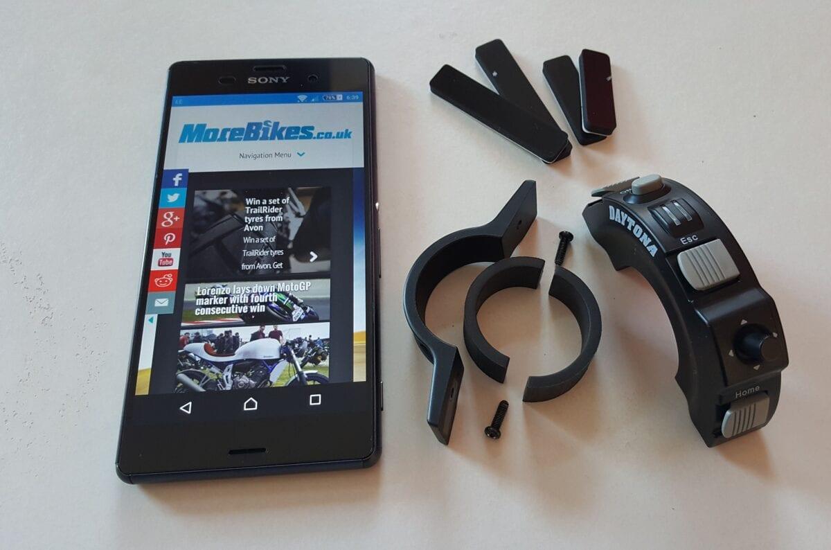 Controller plus Phone 1