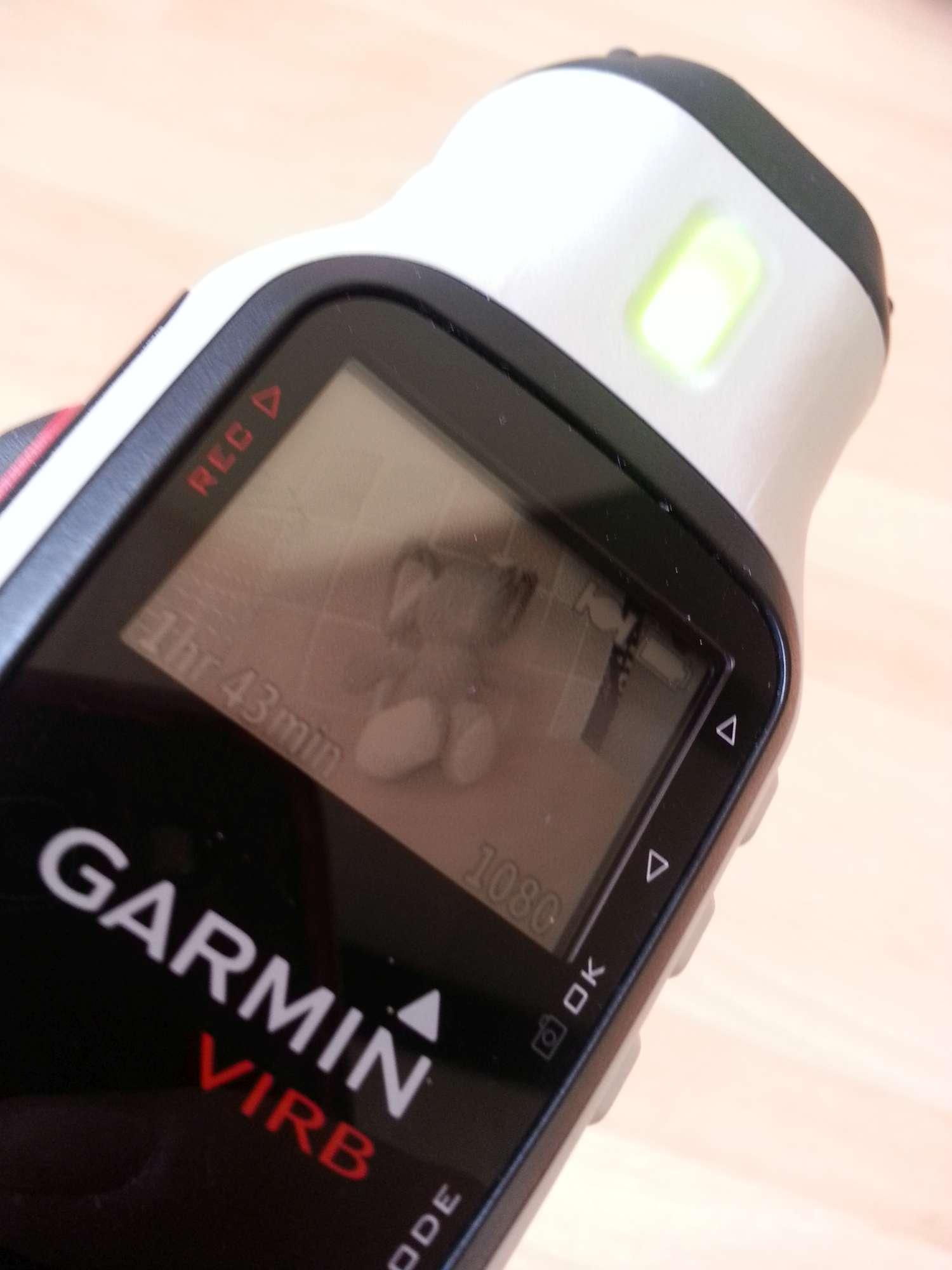 Garmin-VIRB-camera-screen
