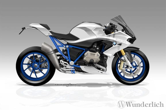 2016 BMW superbike mock up