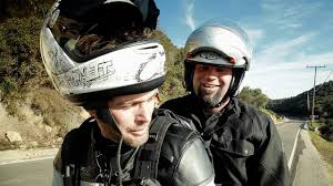 superbike pillion ride