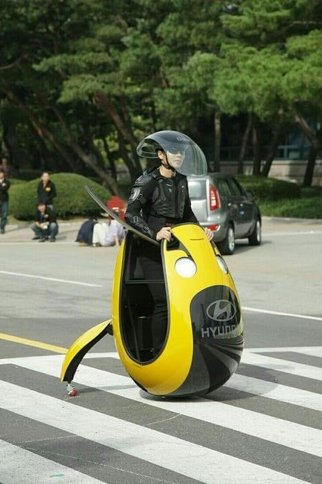 Hyundai future concept