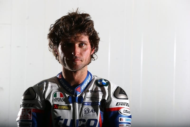 Guy Martin, BMW Test Almeria March 2015
