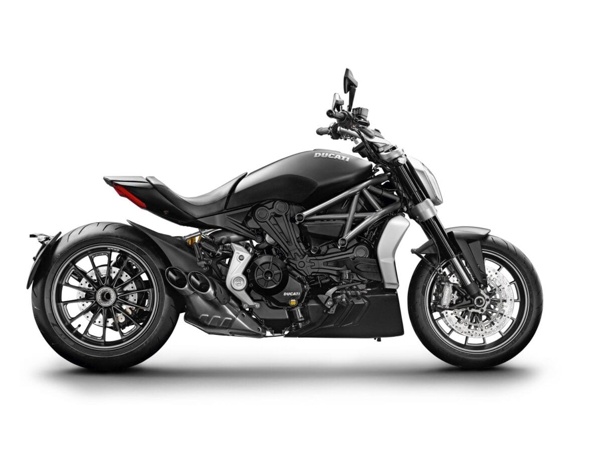 This is the XDiavel