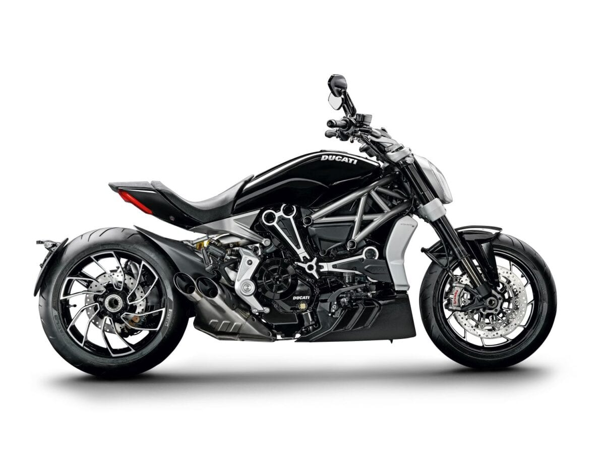 This is the XDiavel S