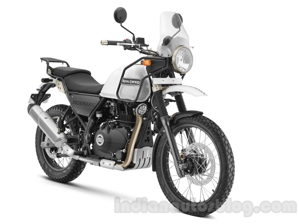 Royal-Enfield-Himalayan-snow-front-quarter-press-shots