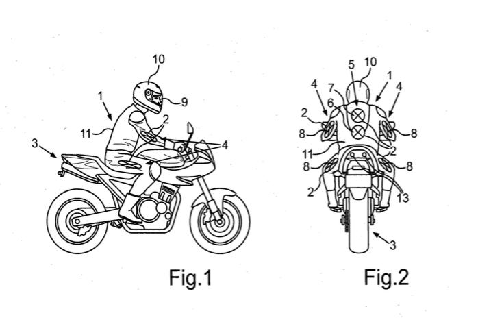 Audi patent