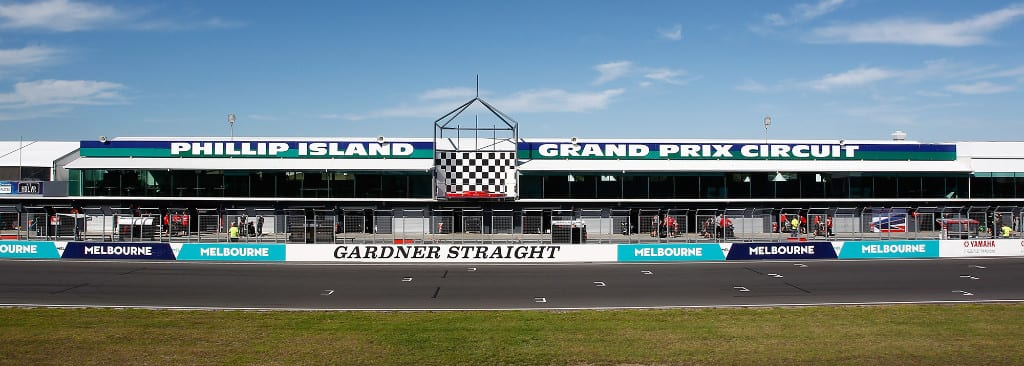 Phillip Island Circuit Remains On MotoGP Calendar
