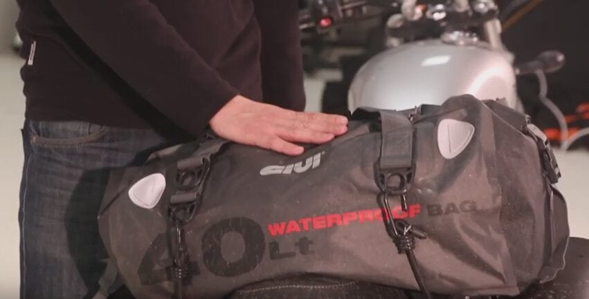 Givi WP400 soft bag review