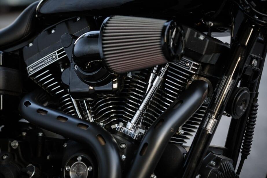 Harley-Davidson Low Rider S - engine