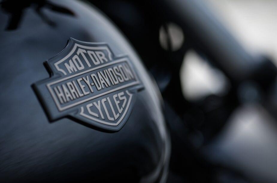 Harley-Davidson Low Rider S - logo