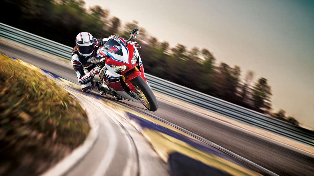 Honda CBR1000RR headlights