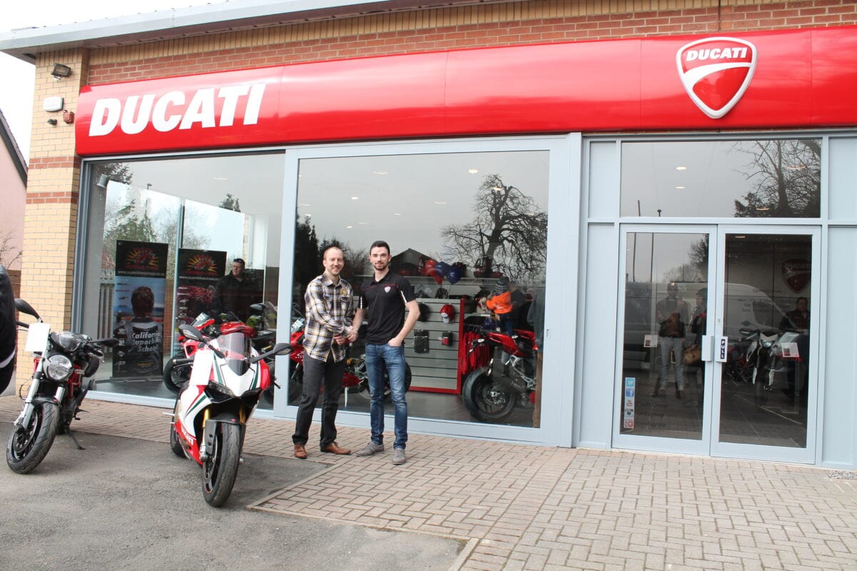 Ducati Cambridge