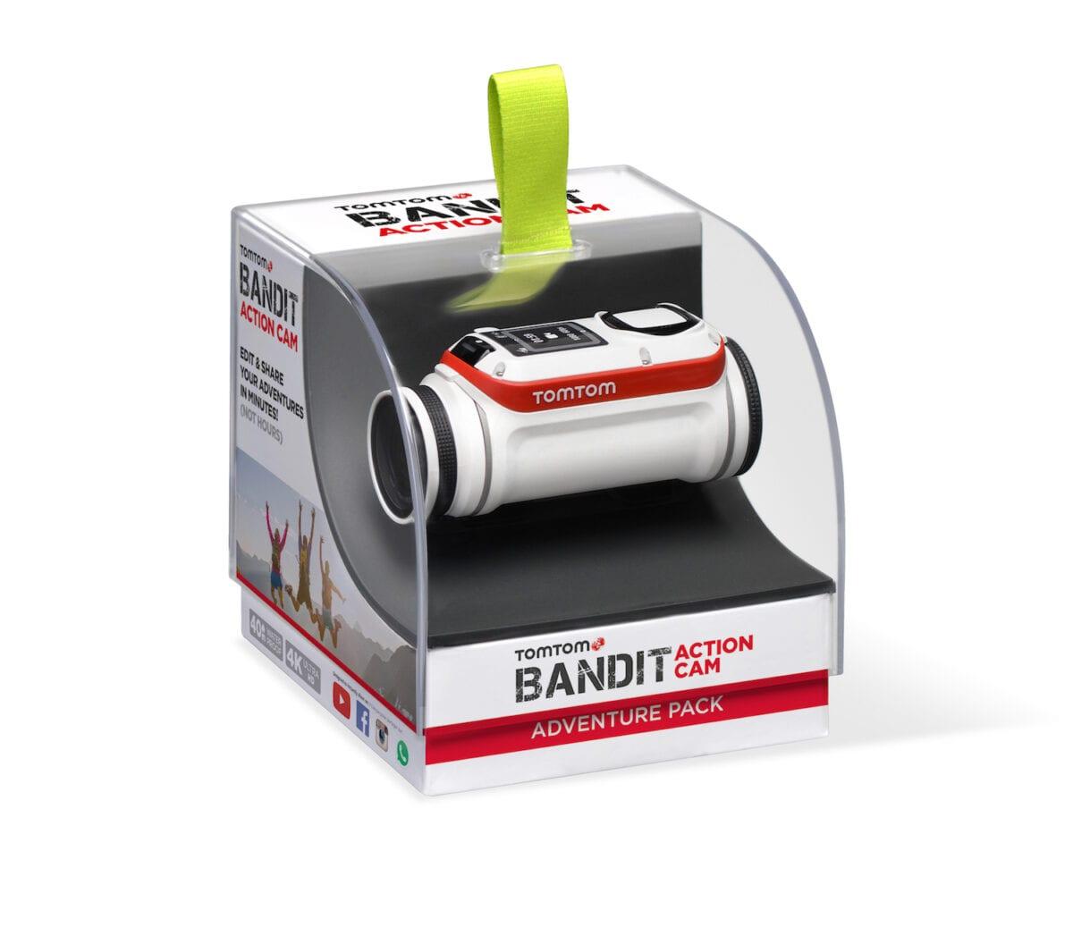 TomTom Bandit Adventure Pack lores