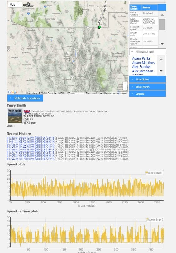 2016-07-01 08_36_15-Terry_Smith - Tour Divide 2016 individual history by trackleaders.com