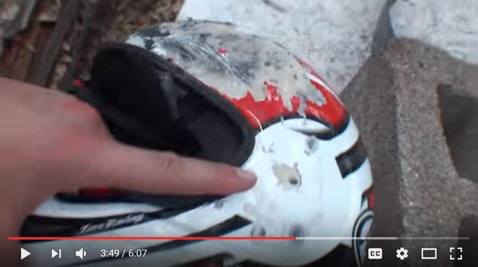 2016-07-25 09_16_39-Are Helmets Bulletproof_ - YouTube