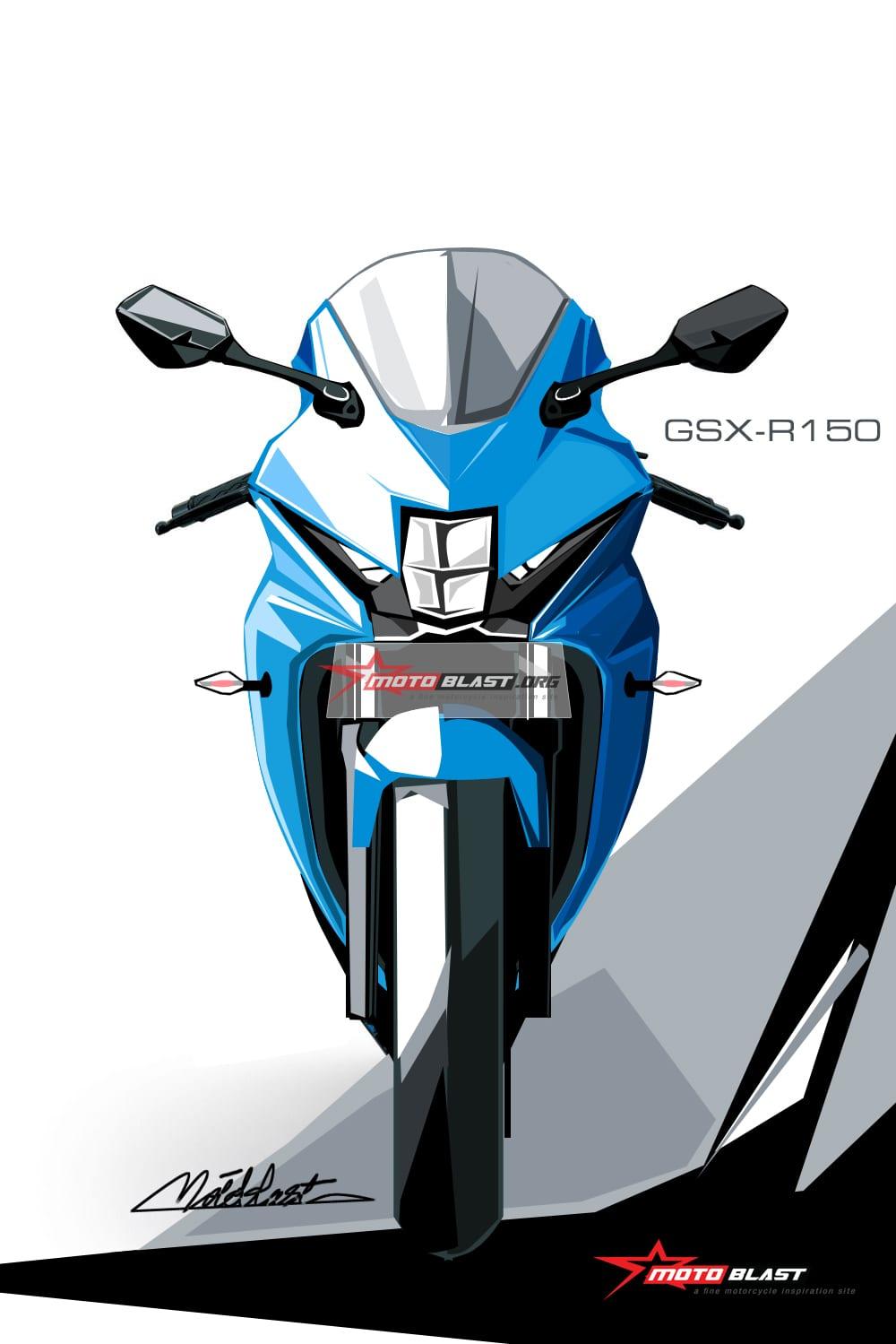render-gsx-r150-front