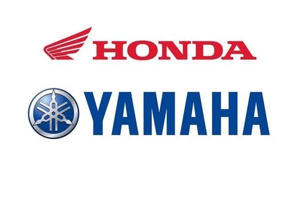 logotipos-honda-yamaha