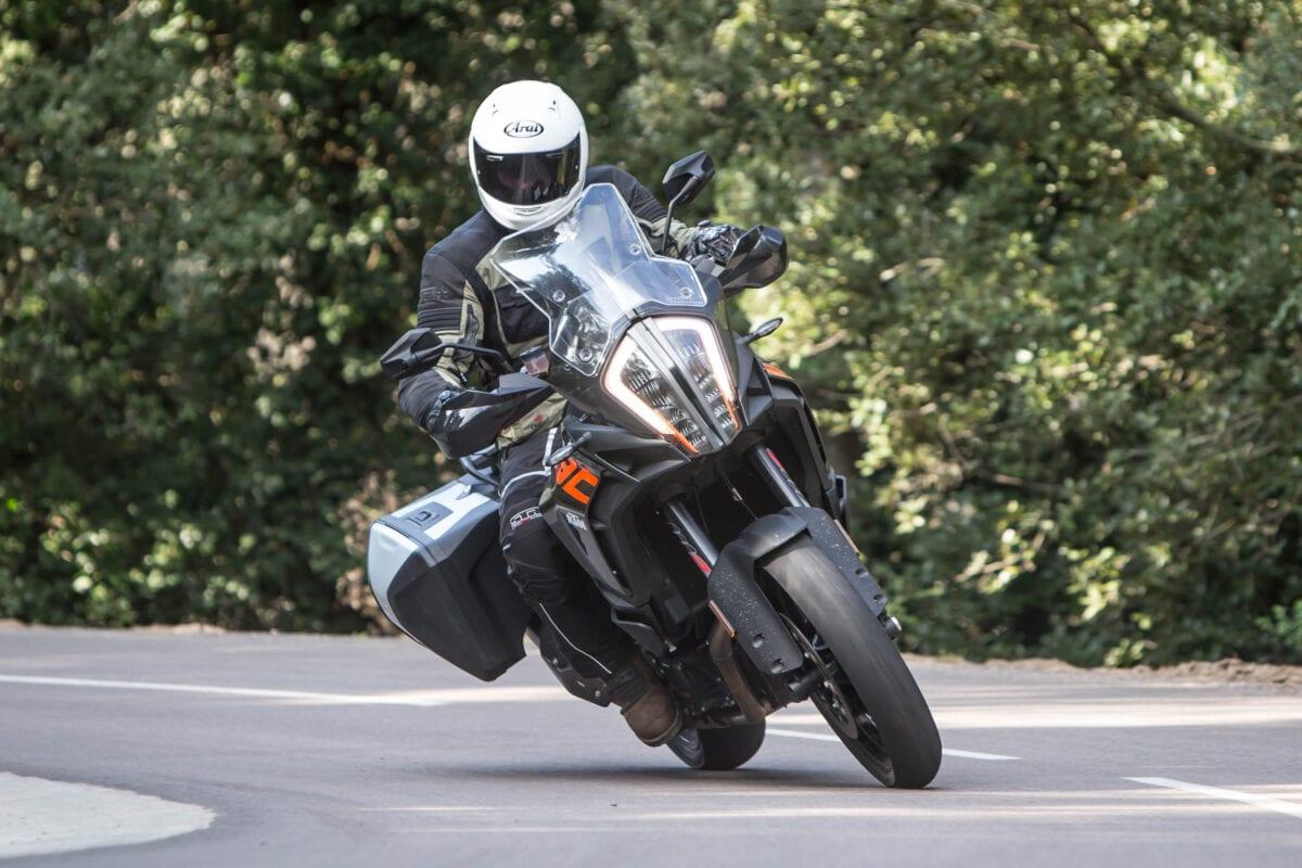 EP KTM 1290 Super Duke R Folding Clutch and Brake Lever Set 2017-2019