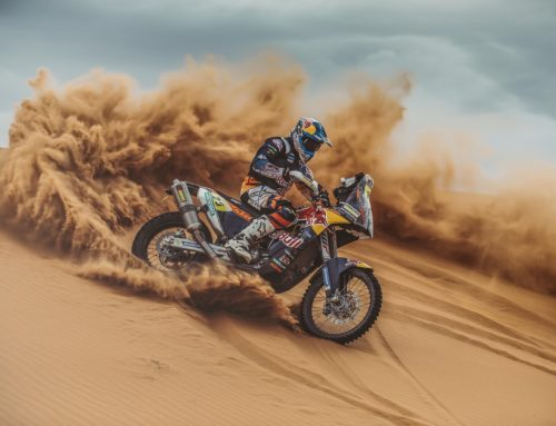 New Dakar Enduro Rally for classic motorcycles launched for 2022