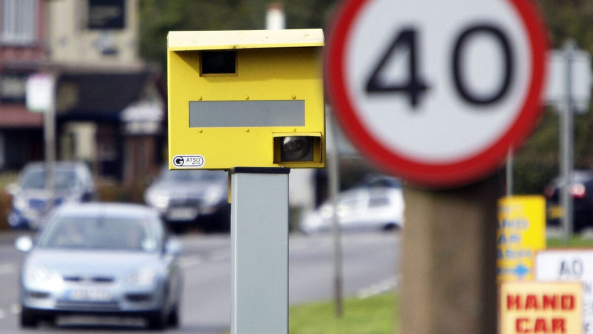 Estonia trials new approach to SPEEDING. Pay a fine or take a time out.