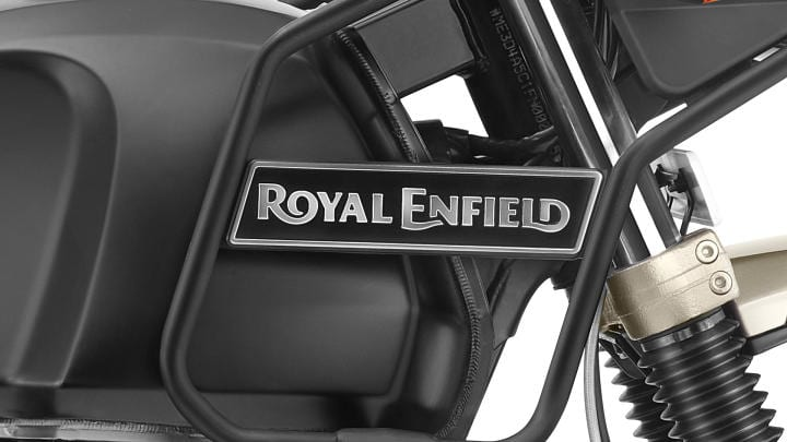 Royal Enfield's CEO has confirmed there's an electric motorcycle coming in the future.