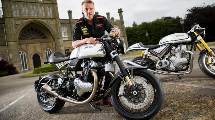 Stuart Garner, CEO of Norton Motorcycles was a trustee of the schemes until 2019.