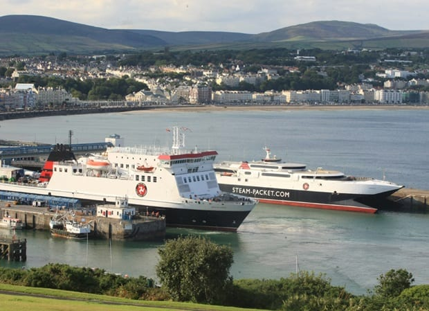 TT 2021: YOU can BOOK a provisional ferry crossing NOW.