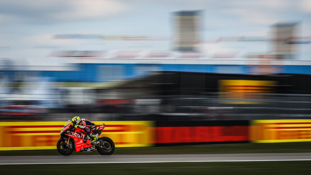 WSB: Race organisers look into increasing the maximum engine size allowed in World Superbikes. 1200cc V4s could be coming to a racetrack near YOU.