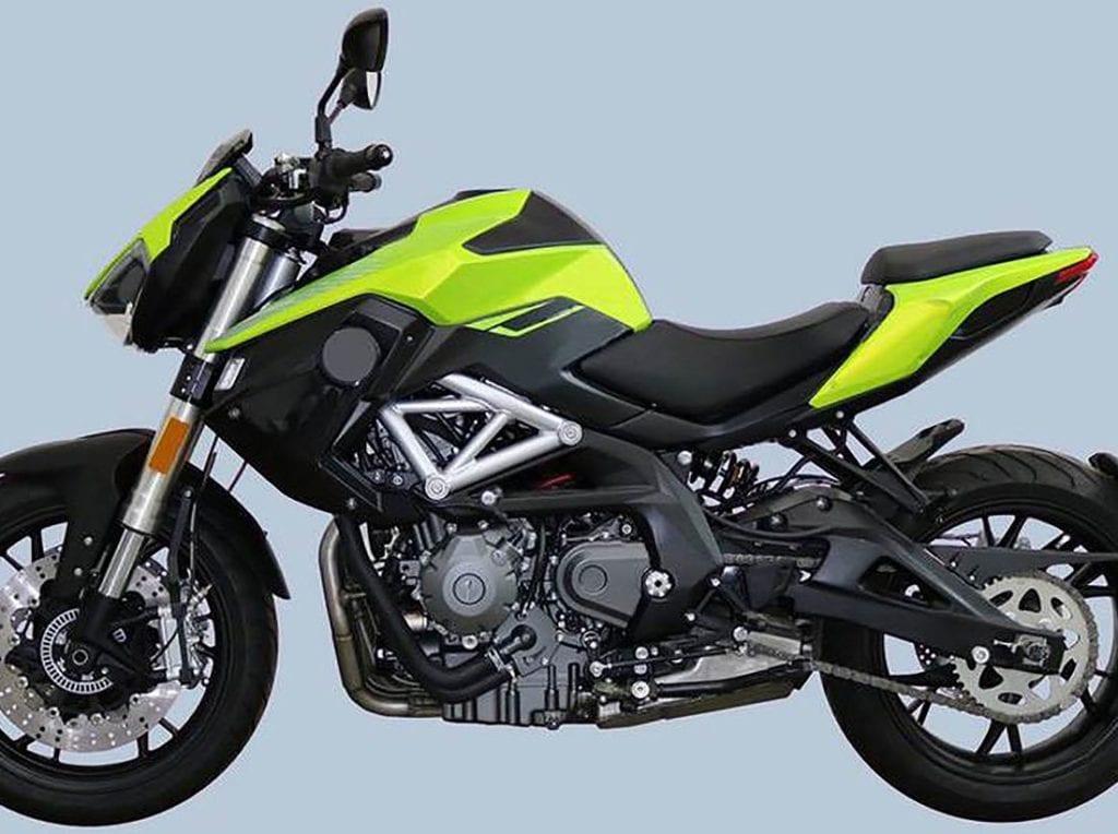 2020 Benelli BN600i revealed | Visordown