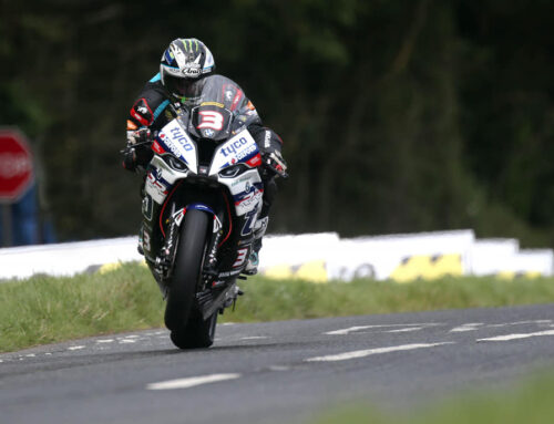 VIDEO: Michael Dunlop talks his love of racing and the importance of quality kit