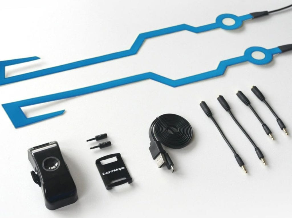LightMode's headset cable kit