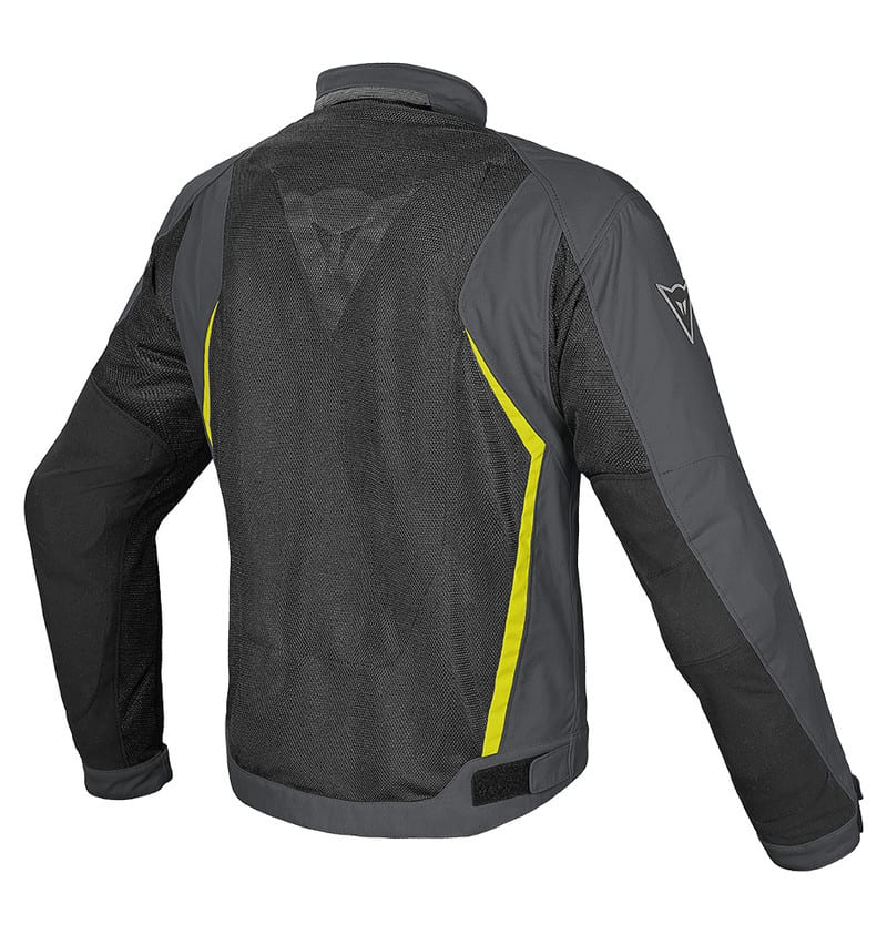 Dainese Hydra Flux D-Dry rear view.