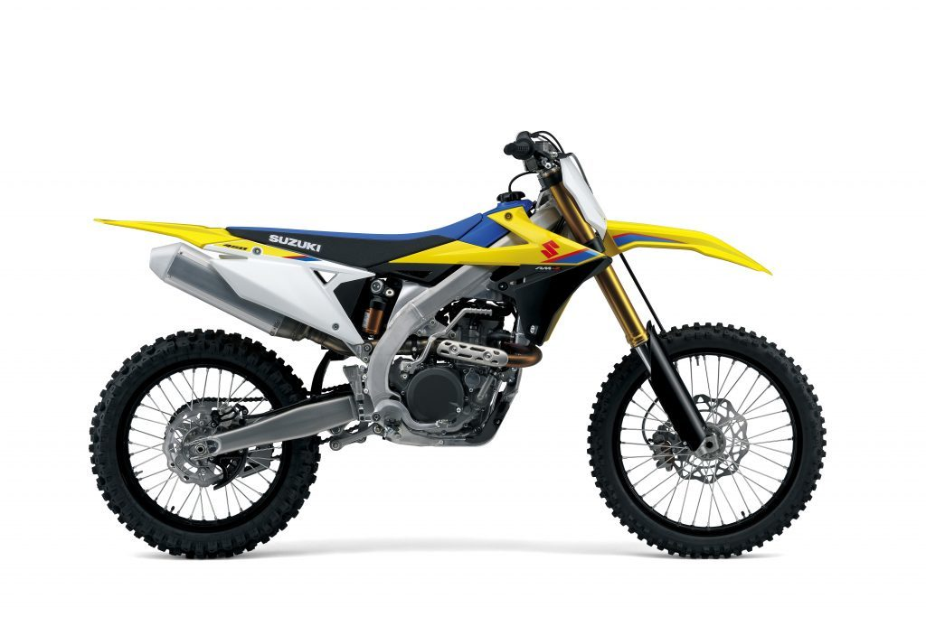 The Suzuki RM-Z450 now has a chunk of money off its asking price.