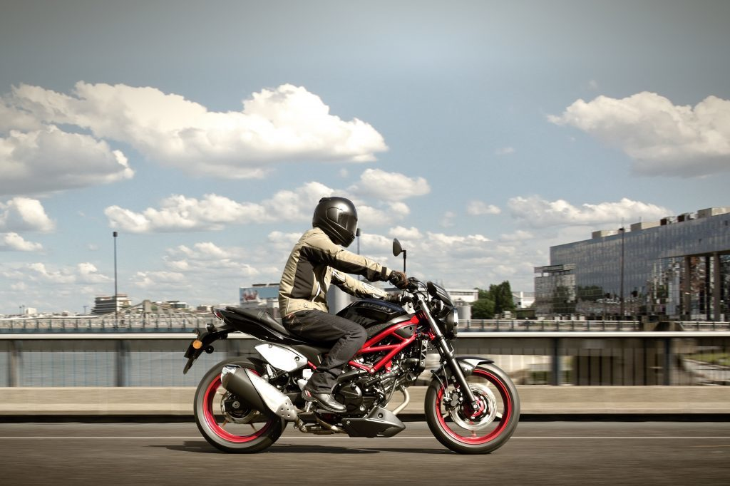 The SV650 is a hugely popular motorcycle from Suzuki.