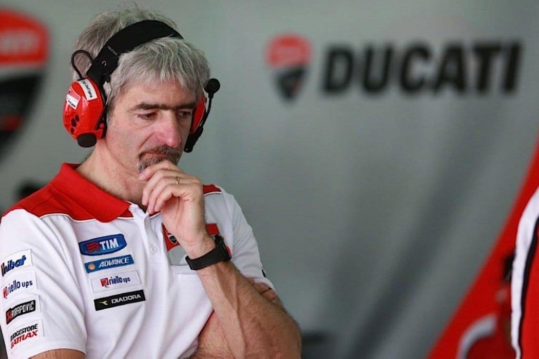 Ducati's race boss Gigi Dall'Igna has confirmed a new Ducati race bike will be testing at Valencia.