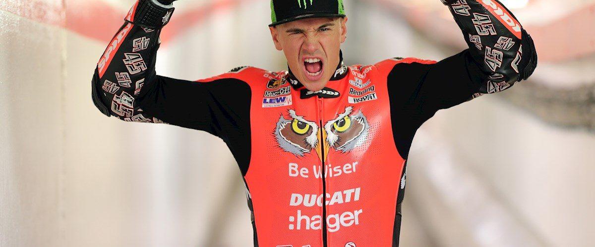 Scott Redding is the new British Superbike champion.