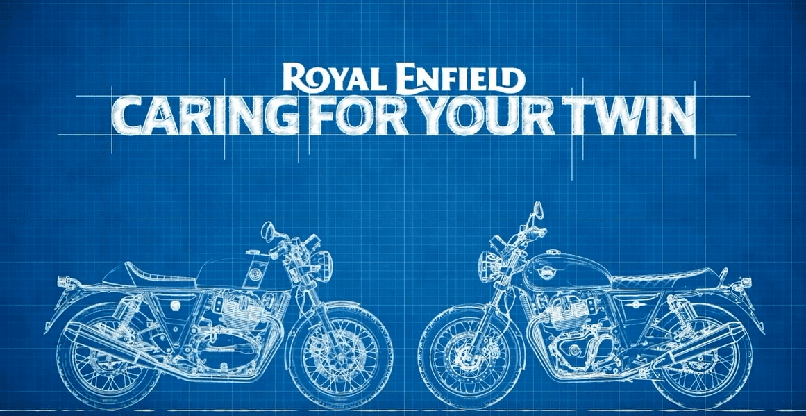 Royal Enfield DIY Maintenance Video Series