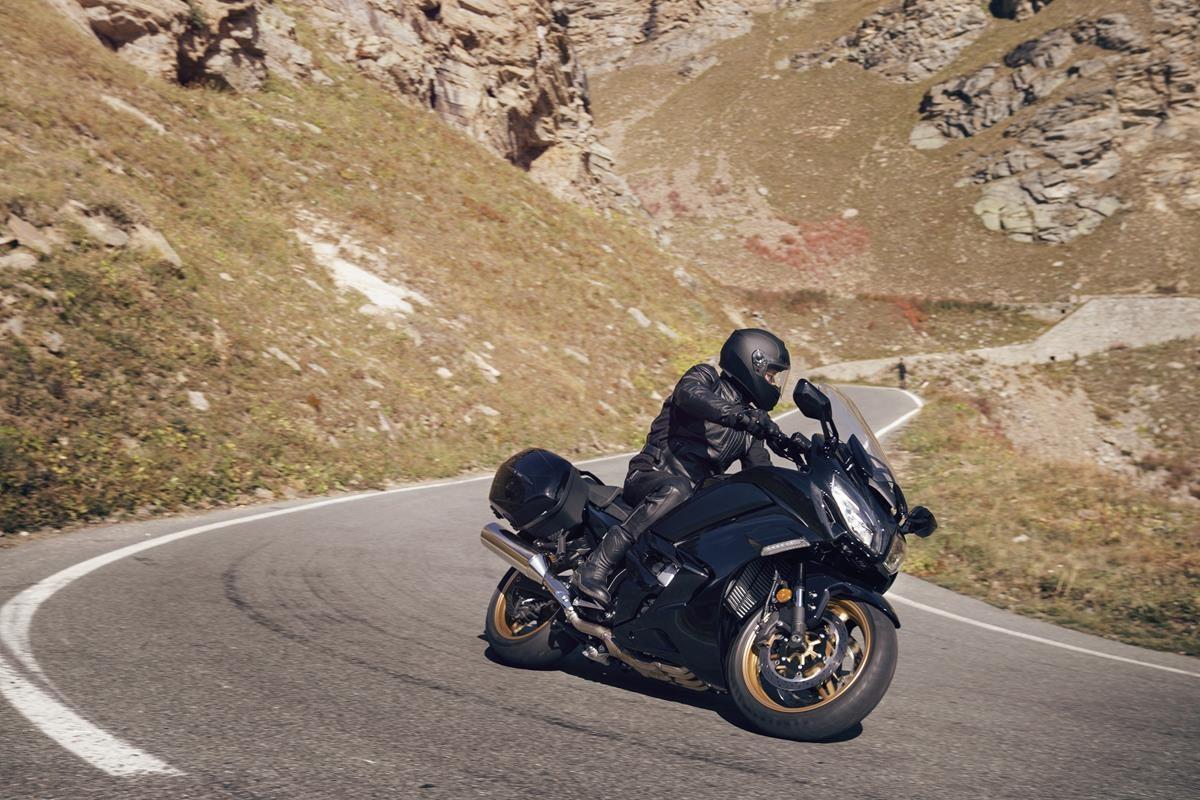 Yamaha's new FJR1300 for 2020.