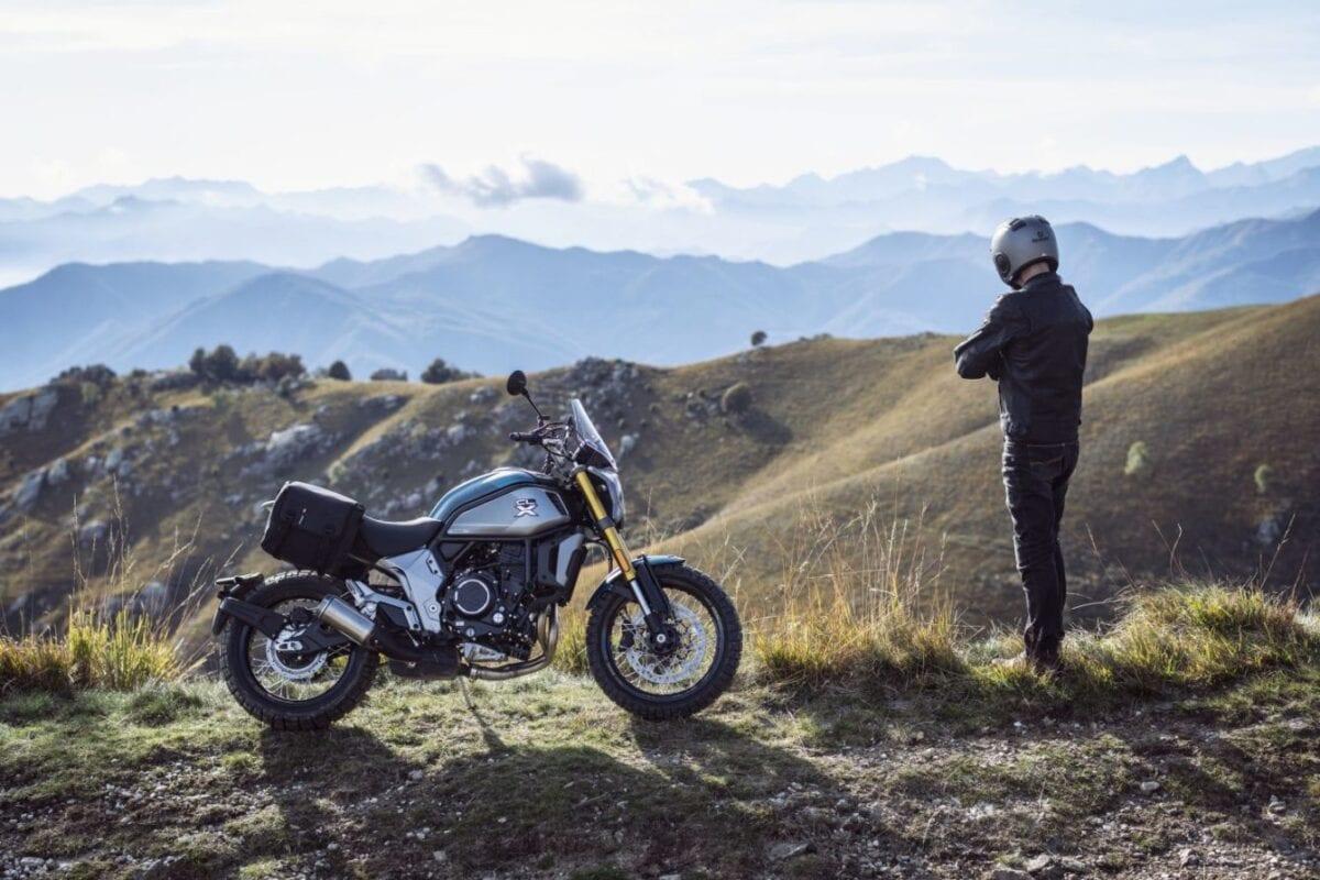 CFMoto 700CX-L Adventure