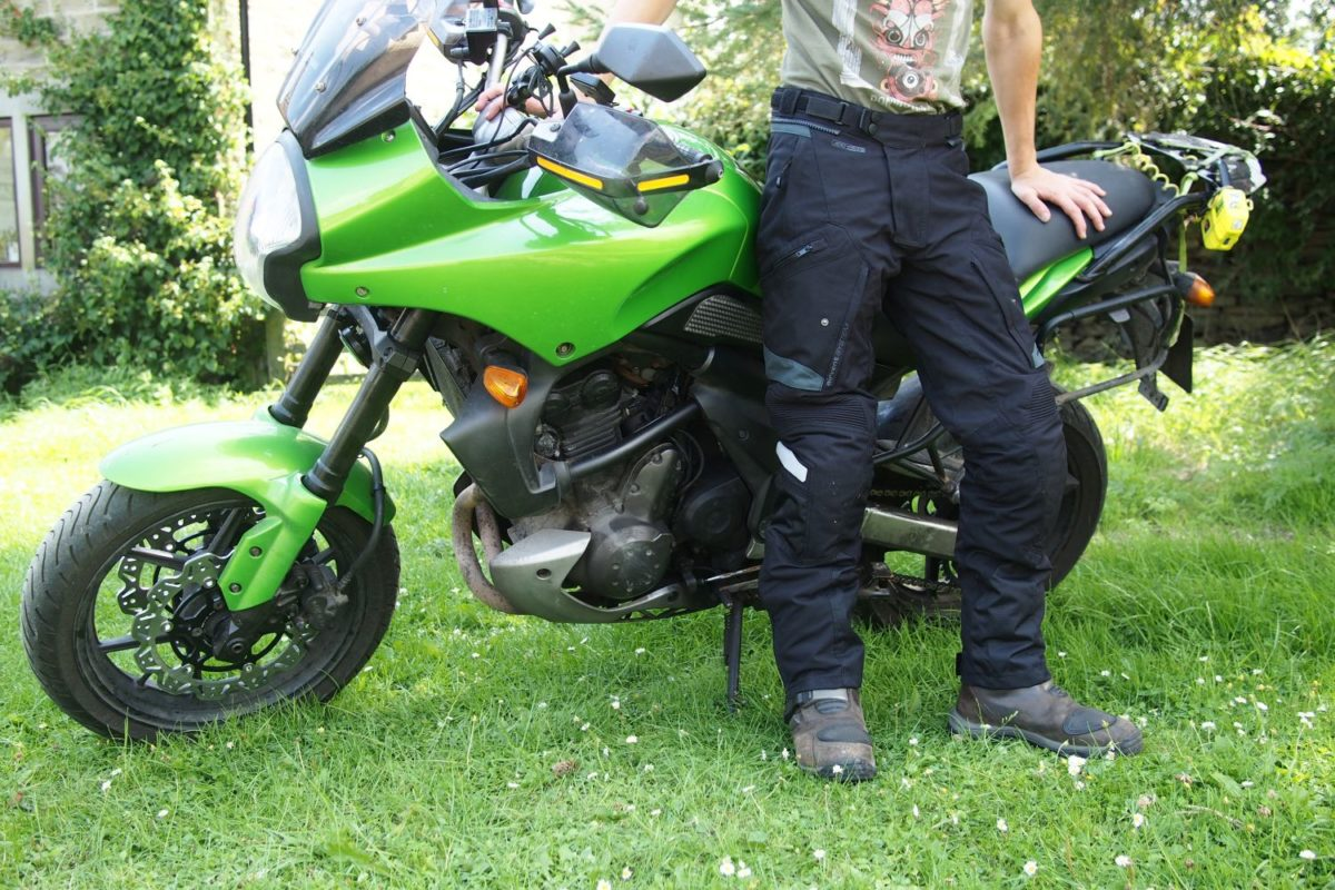 TESTEDS: Difi Desert Ride Aerotex Trousers