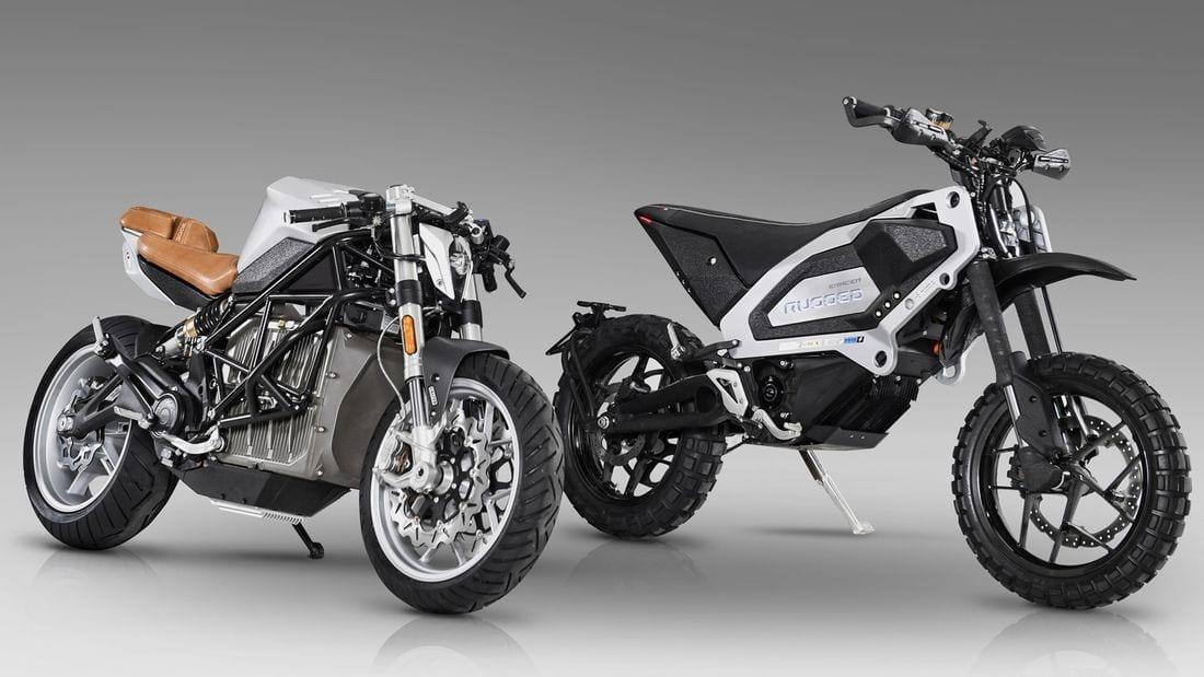 E-Racer's CUSTOM Zero Motorcycles