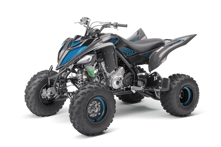 This is the current Yamaha Raptor 700R SE