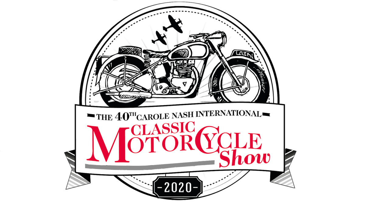 International Classic MotorCycle Show Logo